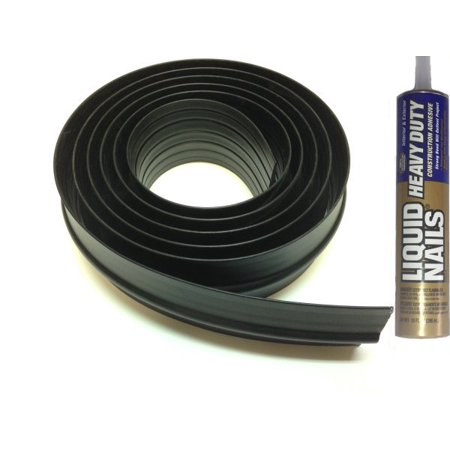 Xtreme Weather Guard Garage Door Threshold 9' Kit