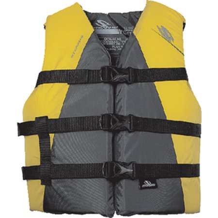 Stearns Youth Extra Long Watersports Vest (Long Life Diaphragm)