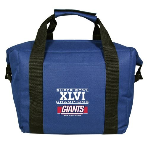Kolder Superbowl XLVI Champions Cooler Bag - Pack of 12