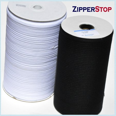 Bias Transfer Roll (Twill Tape - Black Twill Tape - 800 Yard Rolls in 1/4