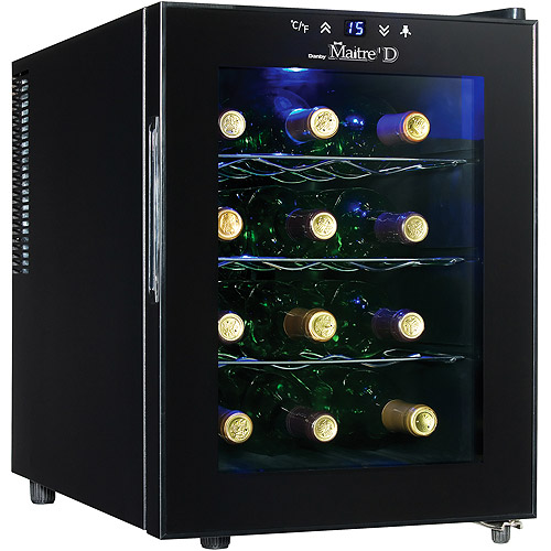Danby 12-Bottle Thermoelectric Wine Cooler