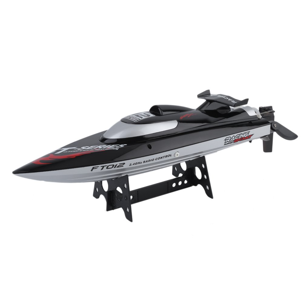 "FT012 2.4Ghz 18"" HIGH SPEED RC Remote Radio Control Racing Boat (Max Speed 28 MPH  ... by Oakeskaran"