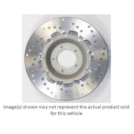 Brembo Front Rotors - EBC Motorcycle Brake Rotor - Front Right for BMW R45/45N (Twin rotor with Brembo calipers) 1980-1985