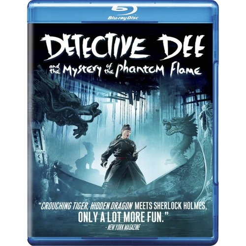 Detective Dee And The Mystery Of The Phantom Flame (Blu-ray) (Widescreen)