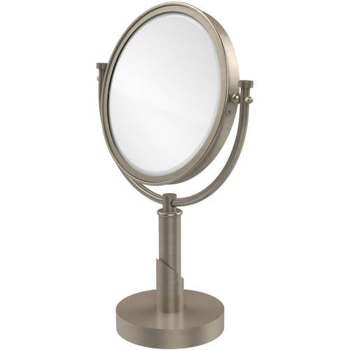 """Tribecca Collection 8"""" Vanity Top Make-Up Mirror, 3x Magnification (Build to Order)"""