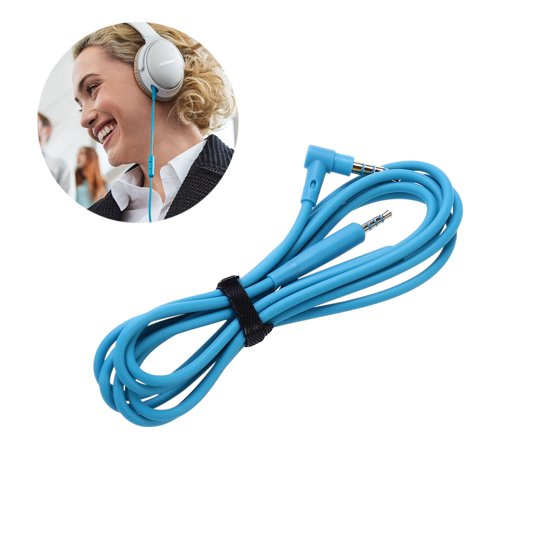 Replacement Audio Cable Wire Cord w/Mic For QuietComfort 25 QC25 ...