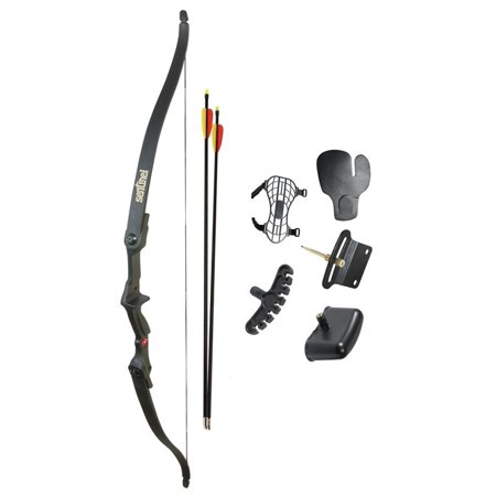 CenterPoint Sentinel Long Bow Set ABY215 - Archery Sets
