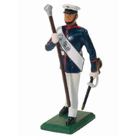 - W. Britain 43031 United States Marine Corps Drum Major