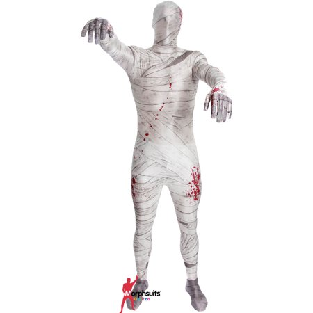 Original Morphsuits Mummy Adult Suit Character Morphsuit Bodysuit