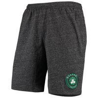Boston Celtics Concepts Sport Pitch Knit Jam Shorts - Charcoal