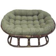 Bay Isle Home Oversize Double Papasan Chair Cushion