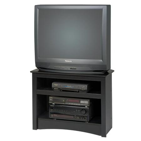 Corner Tv Stand Black