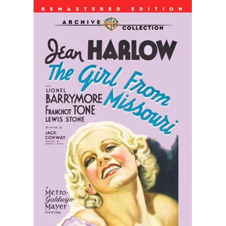 The Girl From Missouri (DVD) - Girl From Halloweentown