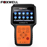 Foxwell NT644 OBD2 Scanner Full System ABS Airbag SAS Oil Reset TPS DPF EPB SRS TPMS CVT Injector Gear Learn Odometer Transmission BRT Check Engine Light Code Reader OBDII Diagnostic Scan Tool