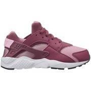 Nike Huarache Run Little Kid's Shoes Vintage Wine/Pink 704951-604