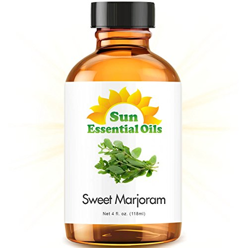 Sweet Marjoram (Large 4oz) Best Essential Oil