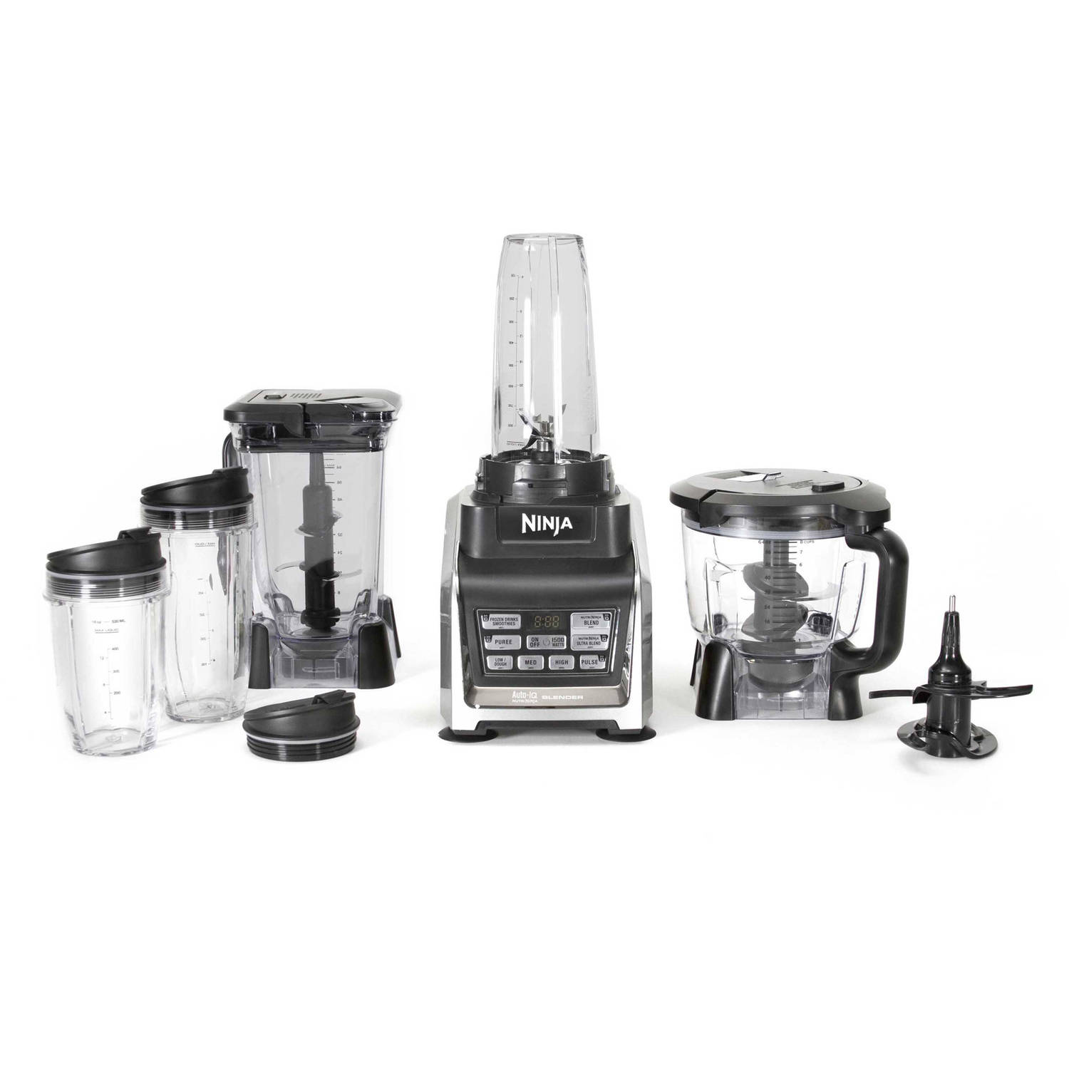 Nutri Ninja Blender System With Auto Iq Technology -