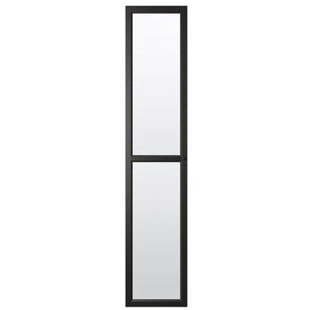 Ikea Glass door, black-brown 826.231717.2618 ()