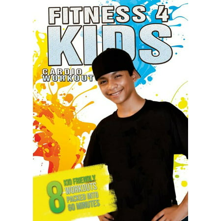 Fitness 4 Kids Cardio Workout (DVD)