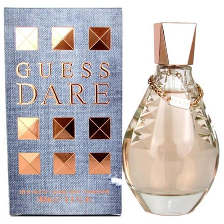 Coty Awgued34s 34 Oz Guess Dare Eau De Toilette Spray For Women