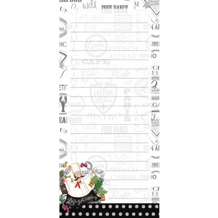 Lang Lets Get Cooking Mini List Pad