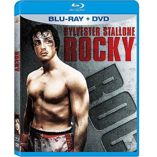 Rocky (Blu-ray + Standard DVD) (Widescreen)