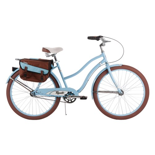 "Click here to buy Huffy 26"" Regatta Women's Cruiser Bike, Blue by Huffy."