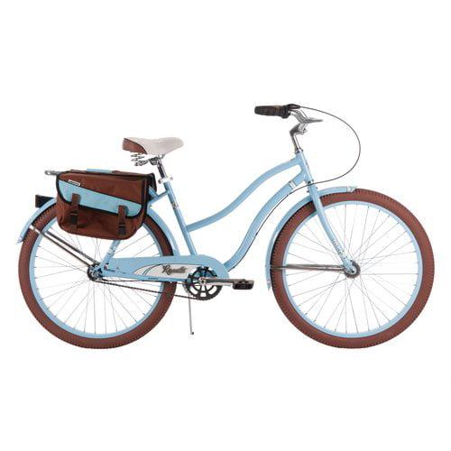 "Huffy 26"" Regatta Women's Cruiser Bike, Blue"