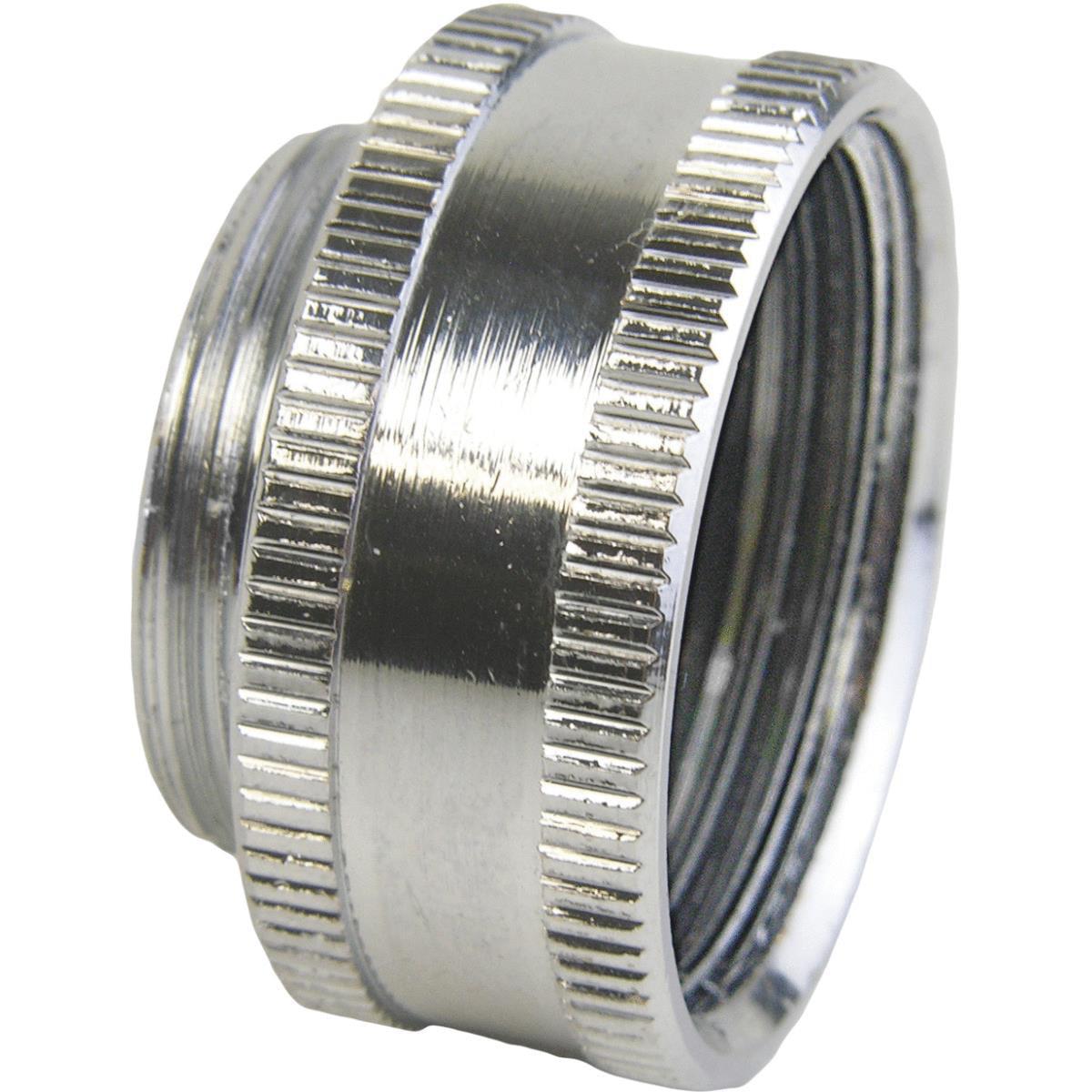 Lasco Dual Thread Faucet Aerator Adapter