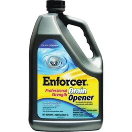 Enforcer Products ZUPRD0128 1 Gallon Pro Strength Drain Opener