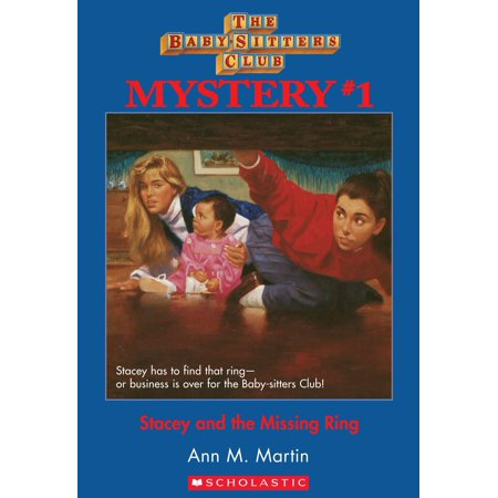 Stacey and the Missing Ring (The Baby-Sitters Club Mysteries #1) - (Stacey Kramer The Best Gift)