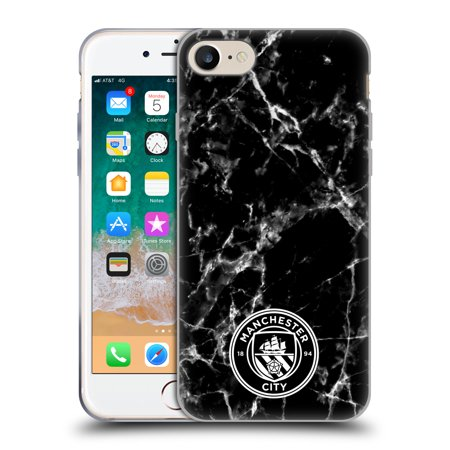 Party City Phone (OFFICIAL MANCHESTER CITY MAN CITY FC 2017/18 MARBLE BADGE SOFT GEL CASE FOR APPLE IPHONE)