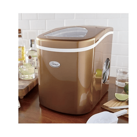 Ginny's Copper Ice maker - 26lb per day - ICG400-COPPER-G - Manufacturer
