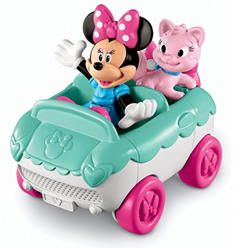 Fisher-Price Disney Minnie, Minnies Cruiser - image 1 of 1