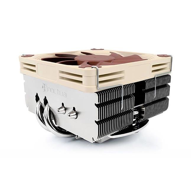 Noctua NH-L9X65 L-Type Premium Quiet CPU Cooler 2011-0 to 2011-3, 1156 & 1155, AM2 Plus AM3 Plus PWM SSO2