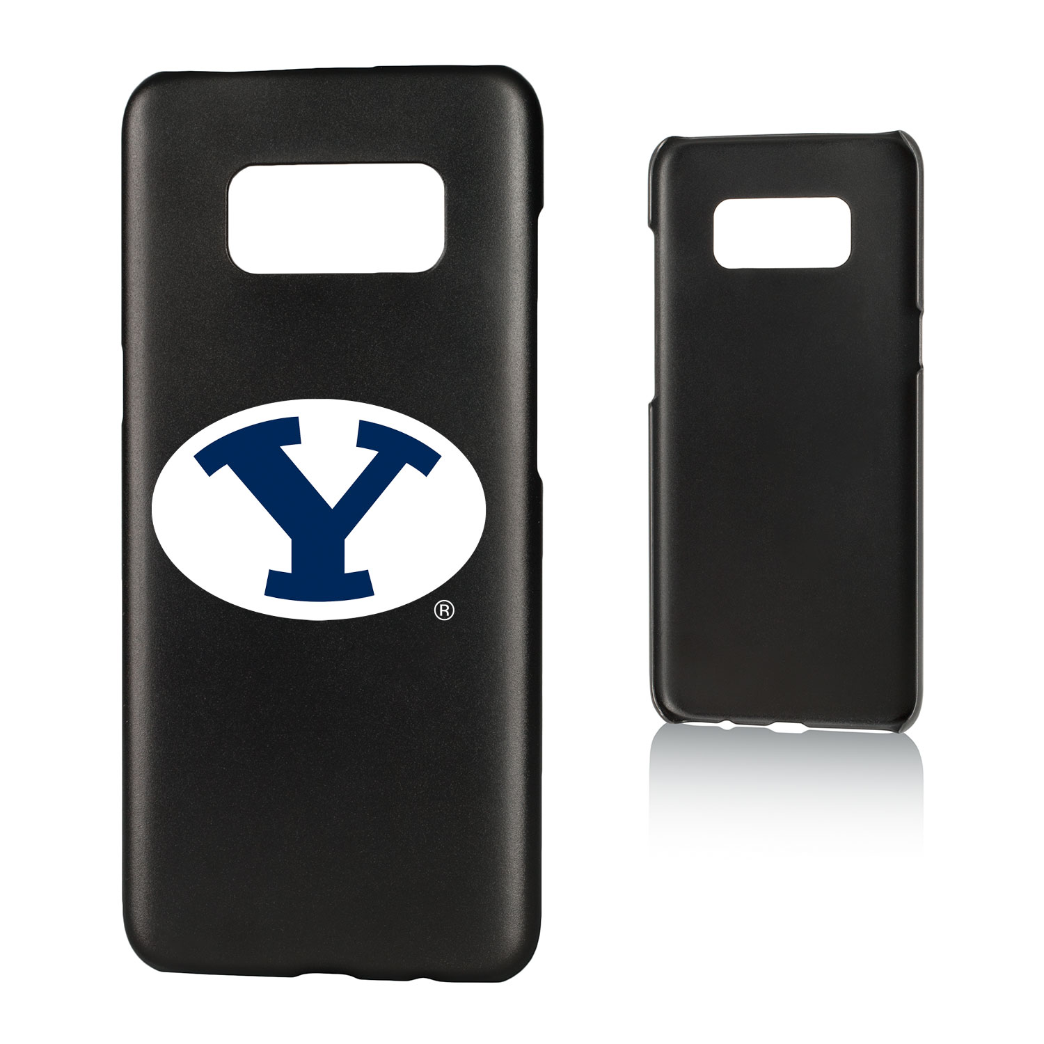 BYU Brigham Young Cougars Insignia Slim Case for Galaxy S8