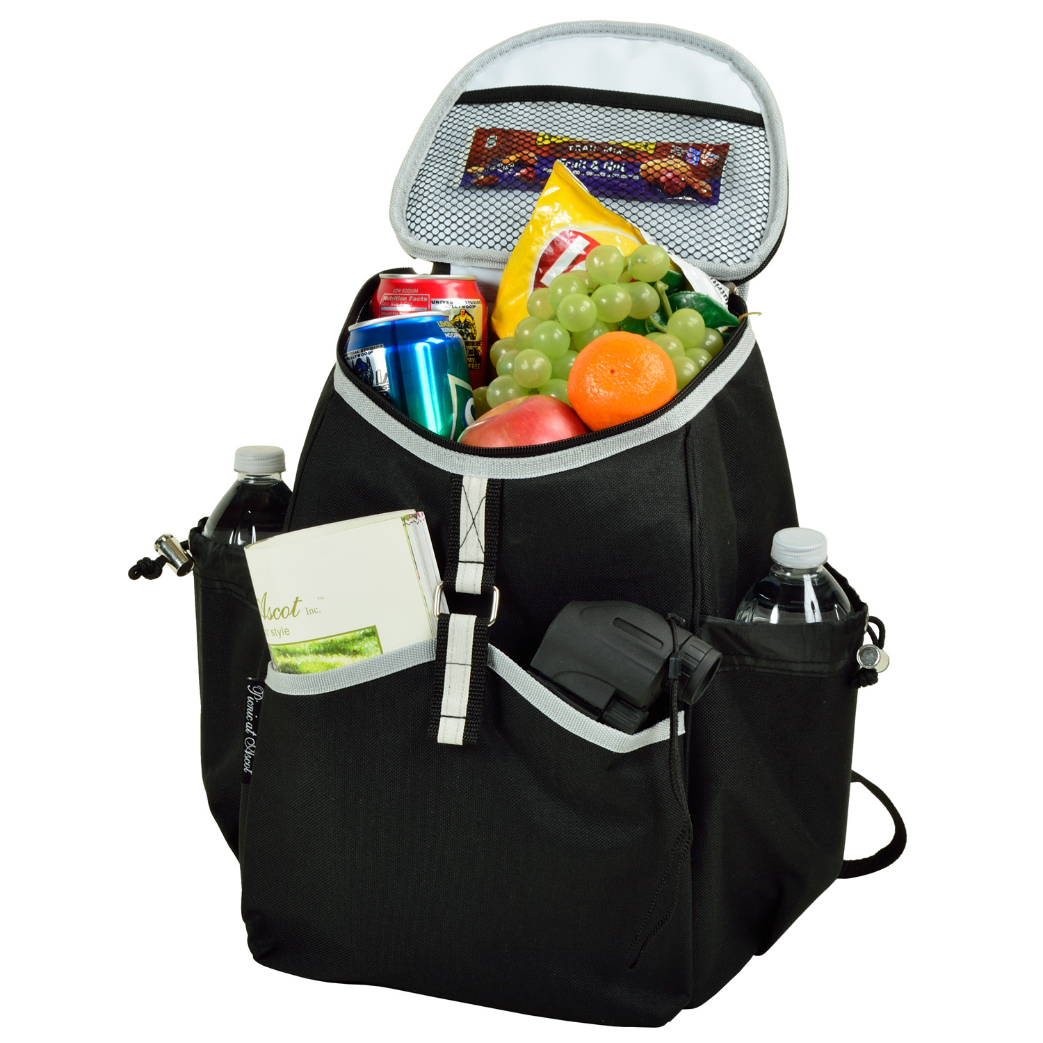 Picnic At Ascot 22 Can Bold Backpack Cooler