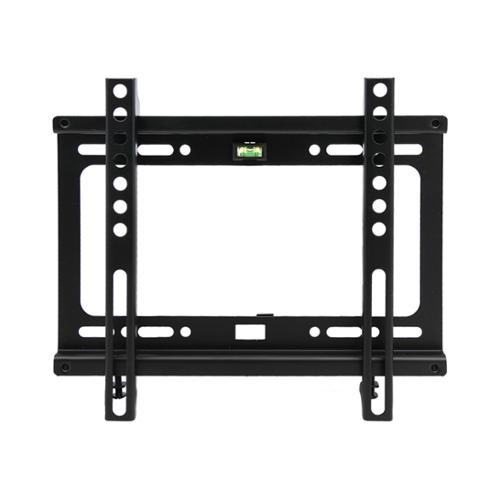 MegaMounts Fixed Wall Mount with Bubble Level for 17-42 in. Displays