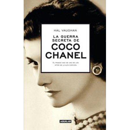 La guerra secreta de Coco Chanel - eBook