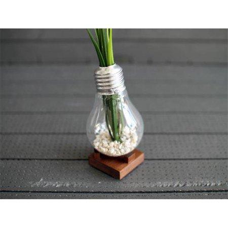 Paladim Handmade Bv001 Alpha Bulb Vase Walmart