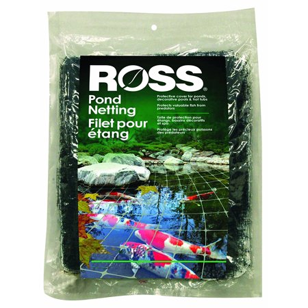 Easy Gardener 16514 Pool And Pond Netting 14X14 Foot  Keeps Leaves And Debris Out Of Water By Ross
