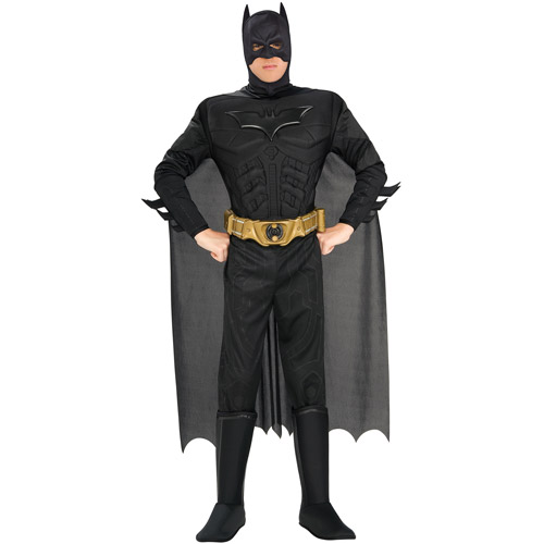 Rubies Dark Knight Muscle Chest Batman Adult Halloween Costume