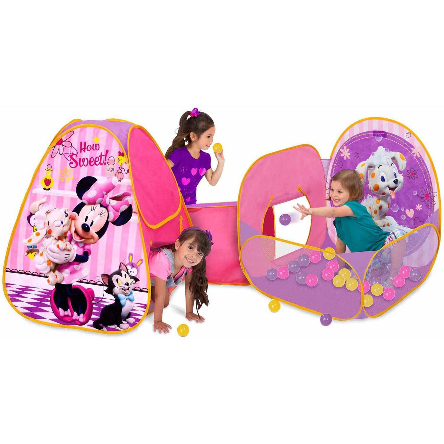 sc 1 st  Walmart & Playhut Disney Minnie Mouse Playzone - Walmart.com