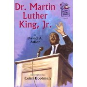 Dr. Martin Luther King, Jr. : A Holiday House Reader Level 2