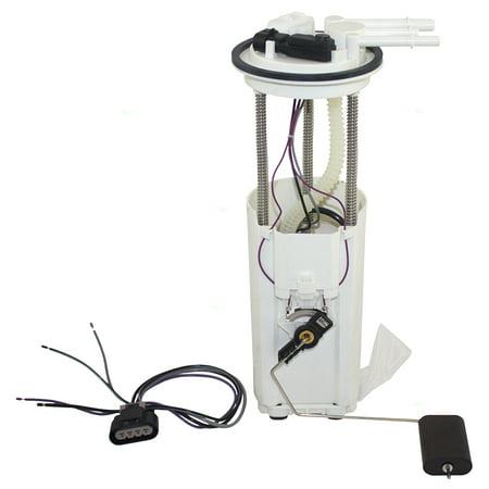 Fuel Pump Module Assemly Replacement for Honda Passport Isuzu Axiom Rodeo 8-92536-451-1 E8483M 1997 Isuzu Rodeo Radiator