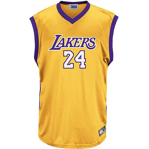 NBA Big Men's Jersey LA Lakers