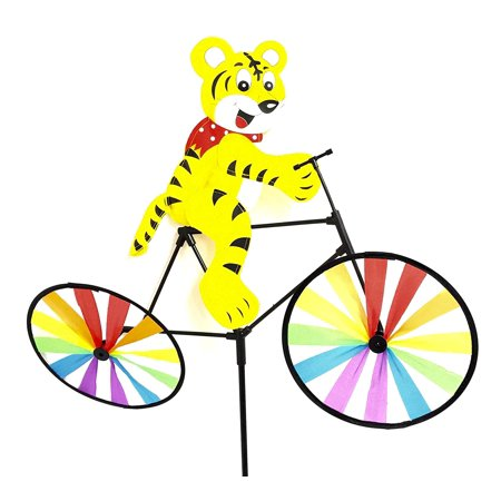 20 In. Bike Spinner - Yellow Tiger, By Supreme