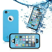 New 2016 Durable Waterproof Shockproof Snow DirtProof Dust proofs Fingerprint Full Protective Case High Quality Cover For Apple iPhone SE 5 5S