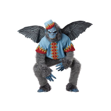 Adult Evil Winged Monkey Costume by California Costumes 01301