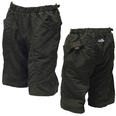 Basik Sonora Shorts Black Large